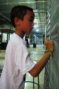 maradita sutantio_when i was kid project 24